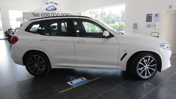 2019 BMW X3 sDRIVE 18d M Sport G01 Free State_0