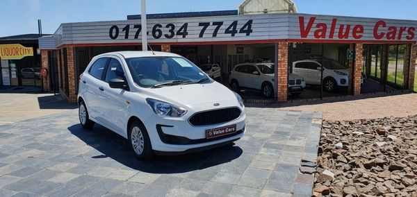 2020 Ford Figo 1.5Ti VCT Ambiente Mpumalanga Secunda_0