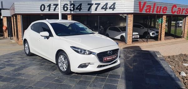 2018 Mazda 3 1.6 Dynamic 5-Door Auto Mpumalanga Secunda_0