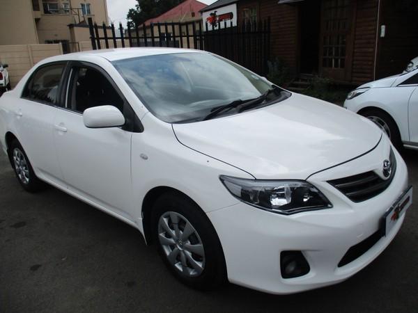 2008 Toyota Corolla 1.6 Professional  Gauteng Alberton_0