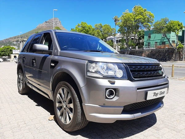 2014 Land Rover Freelander Ii 2.0 Si4 Dynamic At  Western Cape Cape Town_0