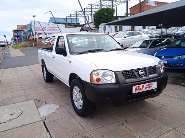 2017 Nissan NP300 Hardbody 2.0i LWB Single Cab Bakkie Kwazulu Natal Durban_0