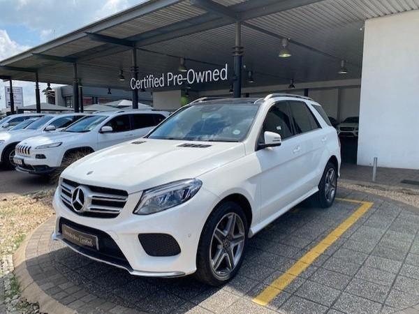 2017 Mercedes-Benz GLE-Class 350d 4MATIC Mpumalanga Witbank_0