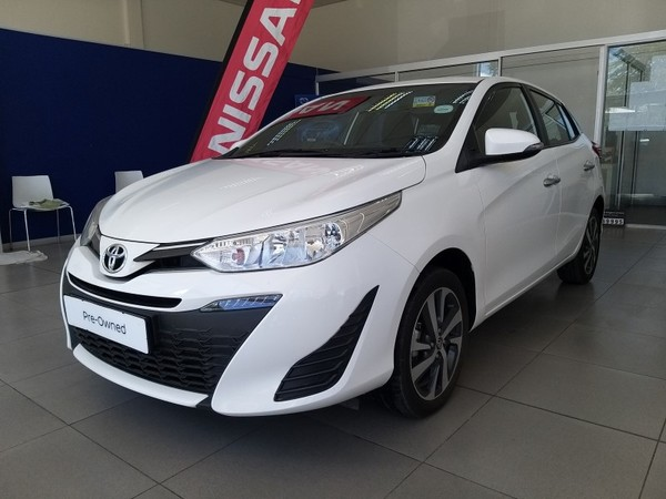 2019 Toyota Yaris 1.5 Xs CVT 5-Door Eastern Cape Mthatha_0