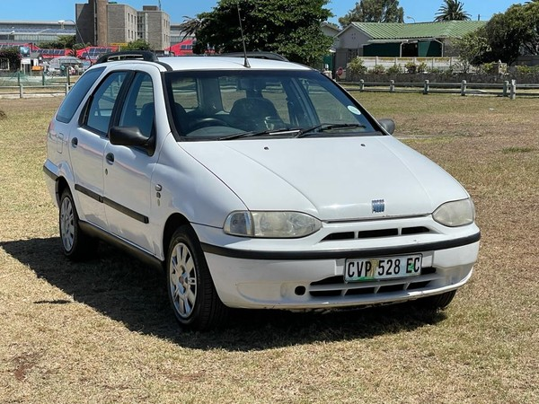 2002 Fiat Palio Weekend 1.6 El  Eastern Cape Port Elizabeth_0