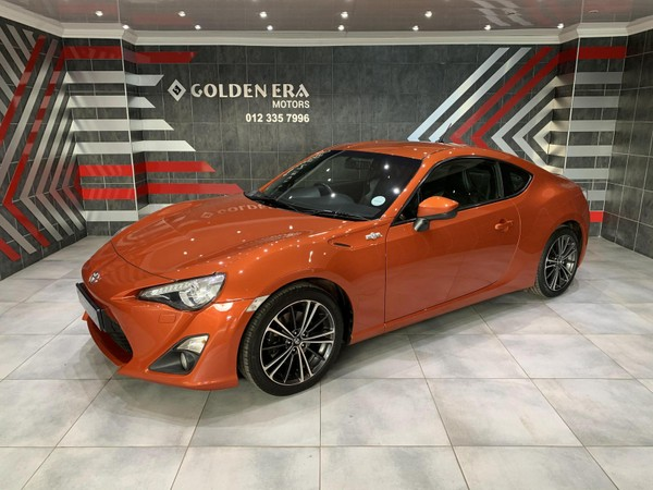 2012 Toyota 86 2.0 High At  Gauteng Pretoria_0