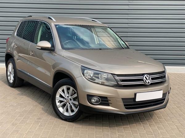 2013 Volkswagen Tiguan 2.0 Tdi Sprt-styl 4mot Dsg  Mpumalanga Evander_0