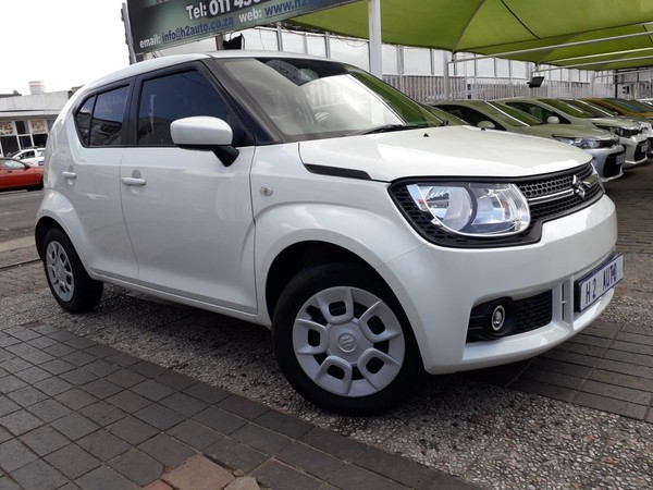 2019 Suzuki Ignis 1.2 GL Gauteng Johannesburg_0