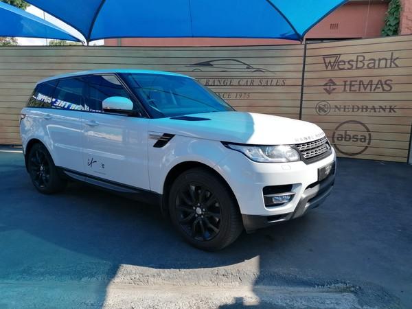 2014 Land Rover Range Rover Sport 3.0 V6 SC HSE Gauteng Rosettenville_0