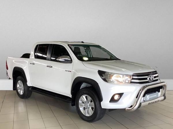 2017 Toyota Hilux 2.8 GD-6 Raider 4x4 Double Cab Bakkie Gauteng Sandton_0