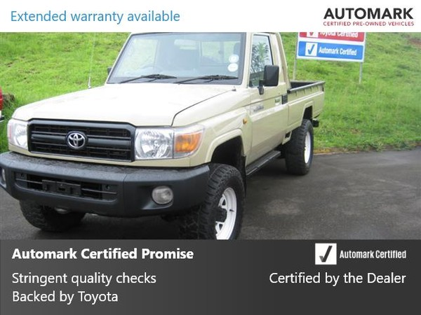 2011 Toyota Land Cruiser 79 4.2d Pu Sc  Kwazulu Natal Stanger_0