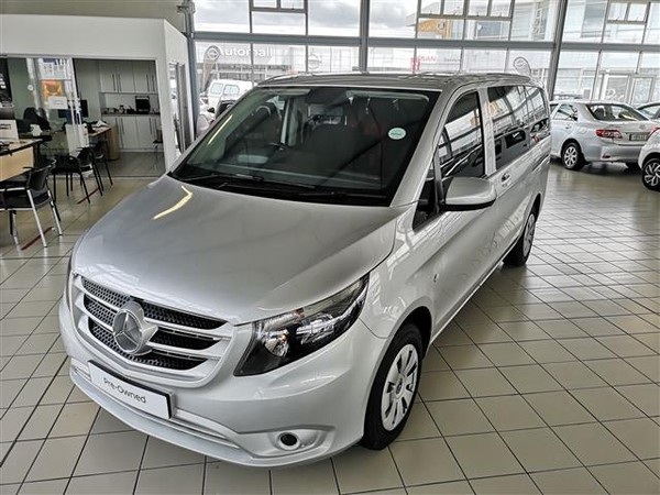 2019 Mercedes-Benz Vito 116 2.2 CDI Tourer Pro Auto Eastern Cape East London_0