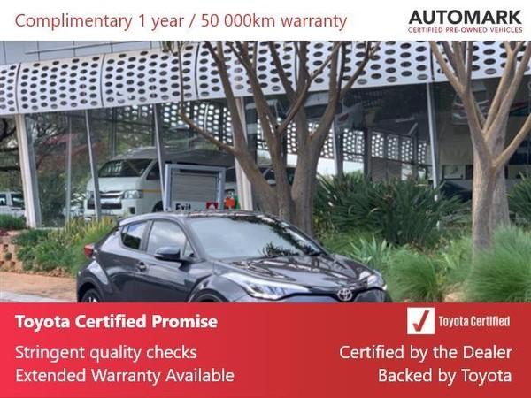 2019 Toyota C-HR 1.2T Plus CVT Gauteng North Riding_0