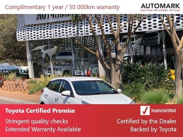 2020 Toyota Yaris 1.5 Xs CVT 5-Door Gauteng North Riding_0