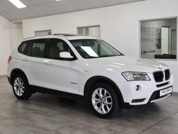 2014 BMW X3 Xdrive20d At  Gauteng Randburg_0