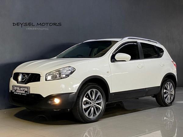 2011 Nissan Qashqai 2.0 Acenta Cvt  Gauteng Vereeniging_0