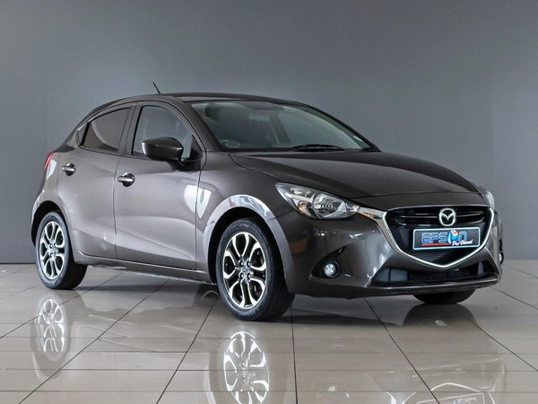 2015 Mazda 2 1.5 Individual 5-Door Gauteng Nigel_0