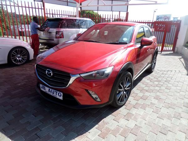 2018 Mazda CX-3 2.0 Active Auto Gauteng Bramley_0