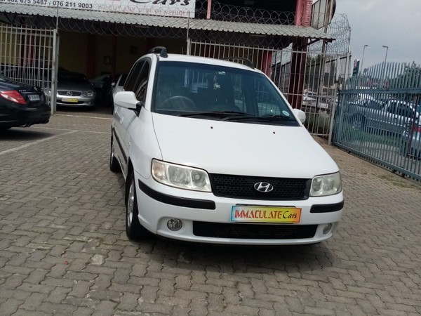 2006 Hyundai Matrix 1.6  Gauteng Benoni_0