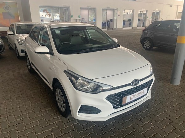2019 Hyundai i20 1.2 Motion Free State Bloemfontein_0