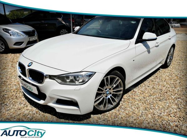 2014 BMW 3 Series 320i M Sport Line At f30  Western Cape Bellville_0