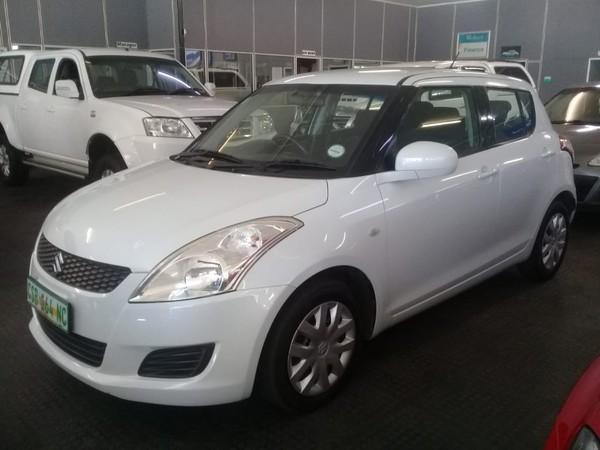 2012 Suzuki Swift 1.4 Gl  Western Cape Goodwood_0