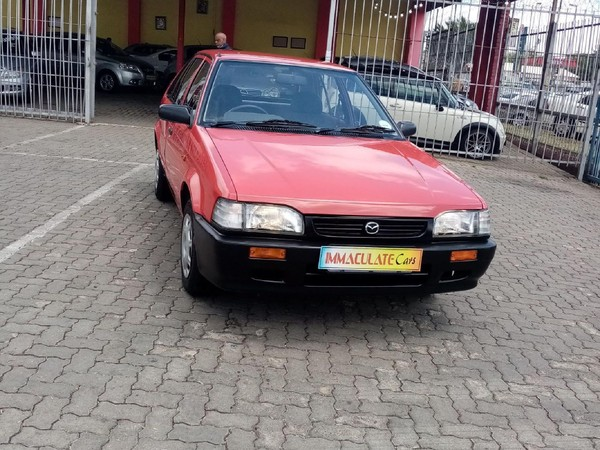 2004 Mazda 323 130 Sting  Gauteng Benoni_0
