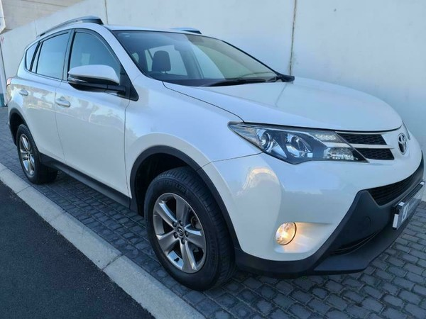2015 Toyota Rav 4 2.0 GX Western Cape Table View_0