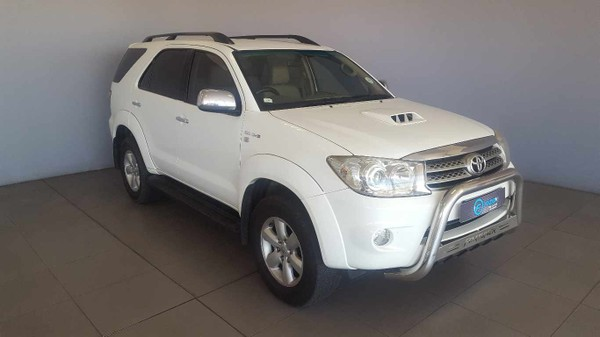 2009 Toyota Fortuner 3.0d-4d Rb At  Western Cape Malmesbury_0