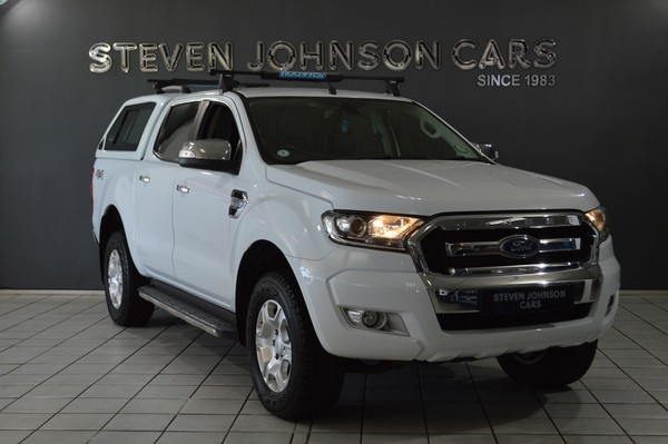 2016 Ford Ranger 3.2tdci Xlt 4x4 At Pu Dc  Western Cape Cape Town_0