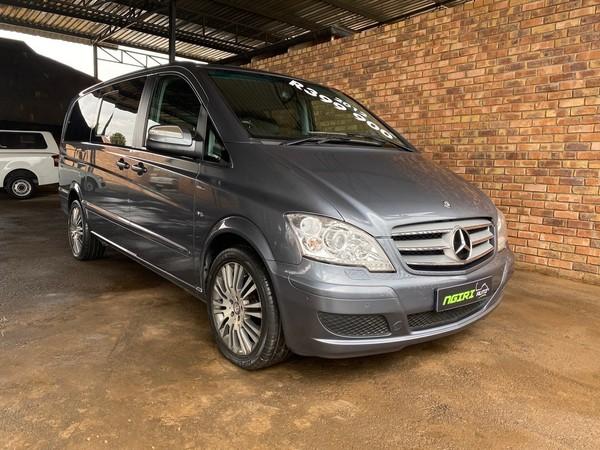 2012 Mercedes-Benz Viano 3.0 Cdi Ambiente At  Gauteng Pretoria_0
