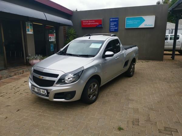 2018 Chevrolet Corsa Utility 1.4 Sport Pu Sc  Limpopo Polokwane_0