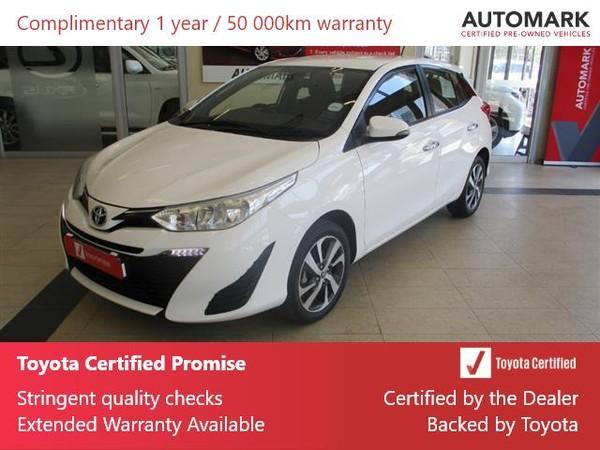 2020 Toyota Yaris 1.5 Xs CVT 5-Door Western Cape Cape Town_0