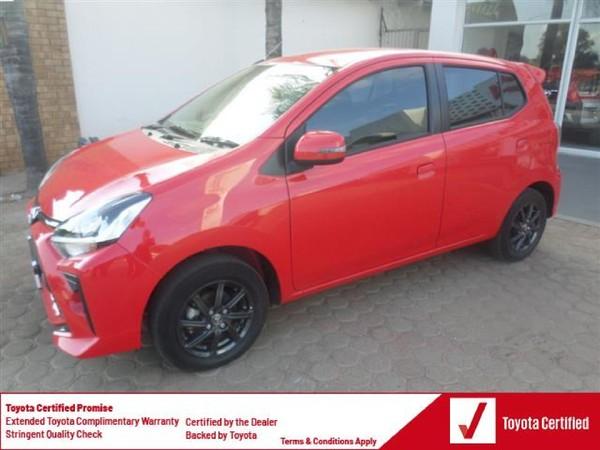 2021 Toyota Agya 1.0 Limpopo Messina_0