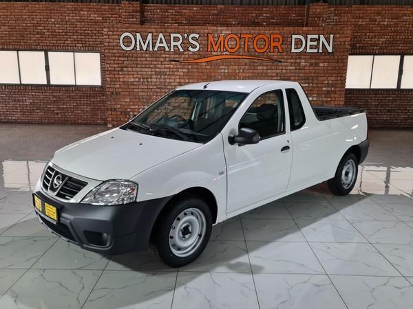 2021 Nissan NP200 1.6  Pu Sc  Mpumalanga Witbank_0