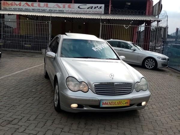 2000 Mercedes-Benz C-Class C 240 Elegance At  Gauteng Benoni_0
