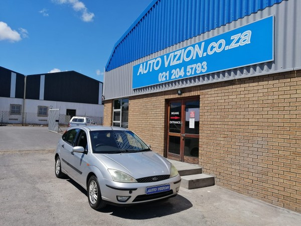 2004 Ford Focus 1.6i Ambiente 5dr  Western Cape Brackenfell_0