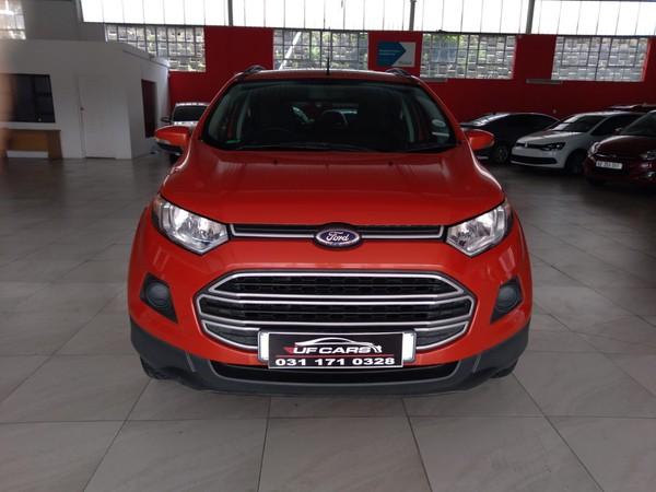 2013 Ford EcoSport 1.0 GTDI Trend Kwazulu Natal Durban_0