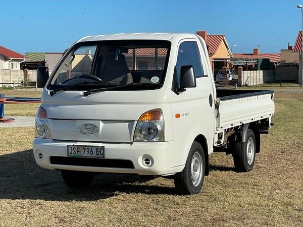 2008 Hyundai H100 Bakkie 2.6i D Fc Cc  Eastern Cape Port Elizabeth_0