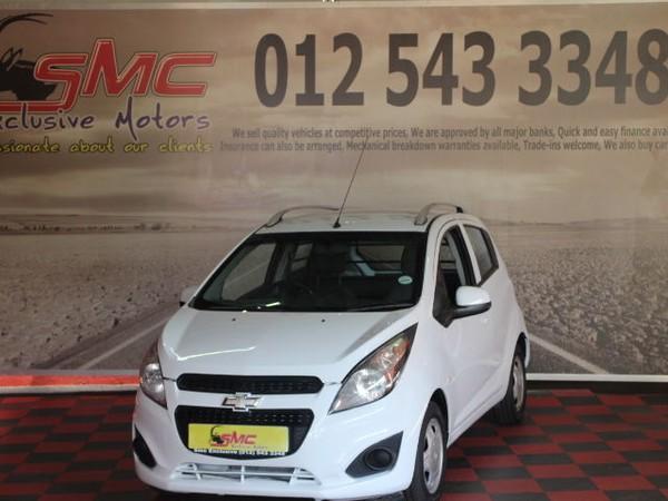 2014 Chevrolet Spark Pronto 1.2 FC Panel van Gauteng Pretoria_0