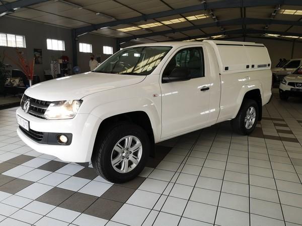 2013 Volkswagen Amarok 2.0 Bitdi Trendline 120kw Sc Pu  Gauteng Roodepoort_0