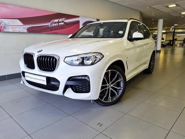 2020 BMW X3 sDRIVE 18d M Sport G01 Gauteng Four Ways_0