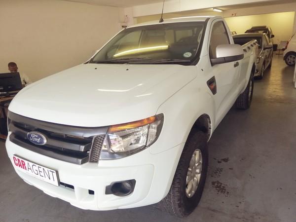 2014 Ford Ranger 3.2TDCi XLS 4X4 Single cab Bakkie Kwazulu Natal_0