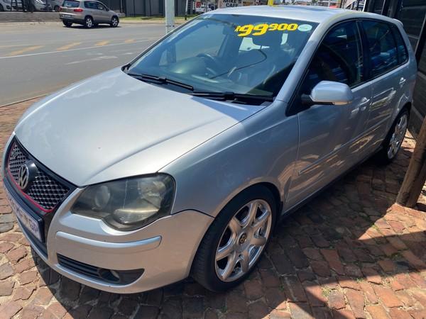 2007 Volkswagen Polo Gti 1.8t  Gauteng Boksburg_0