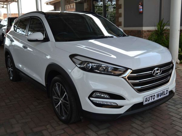 2016 Hyundai Tucson 2.0 Elite Auto North West Province Klerksdorp_0