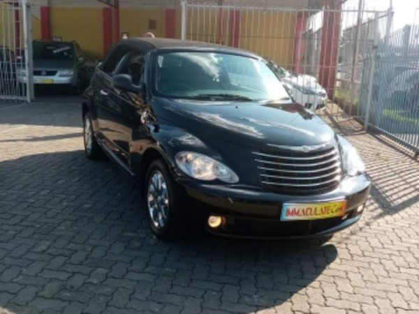 2006 Chrysler PT Cruiser 2.4 Limited At  Gauteng Benoni_0