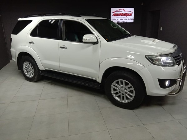 2014 Toyota Fortuner 3.0d-4d Rb At  Western Cape Cape Town_0