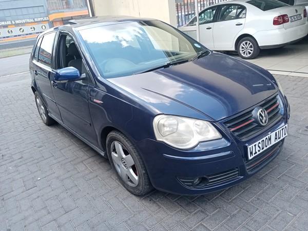 2009 Volkswagen Polo Gti 1.8t  Gauteng Johannesburg_0