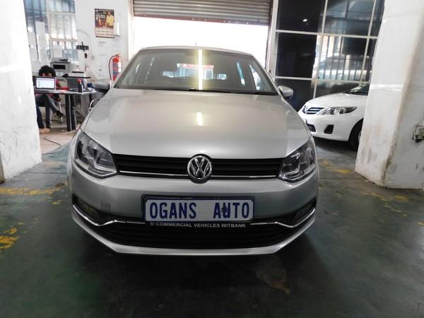 2014 Volkswagen Polo 1.2 TSI Highline 81KW Gauteng Johannesburg_0