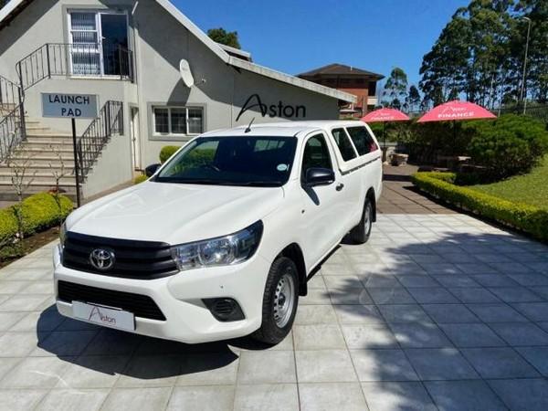 2018 Toyota Hilux 2.4 GD AC Single Cab Bakkie Kwazulu Natal Hillcrest_0
